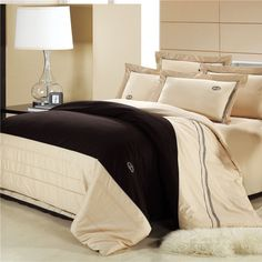New 100% Cotton 4Pcs Bedding Set Printed Duvet Cover Set Embroidered Bed Sheet Pillowcase Quilt Cover For Audlt 2 Sizes txf04