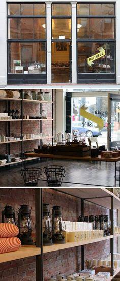 old faithful shop, vancouver BC