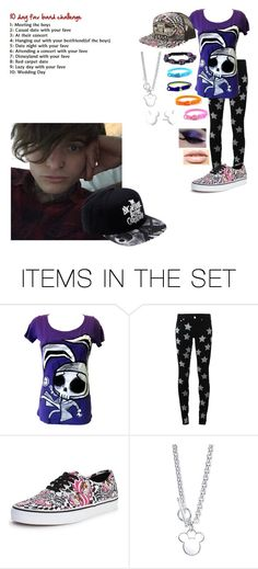 """Day 7."" by fallingintheveilwithsirens333 ❤ liked on Polyvore featuring art"