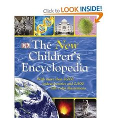 New Children's Encyclopedia: Dorling Kindersley: 9780756651978: Books - Amazon.ca