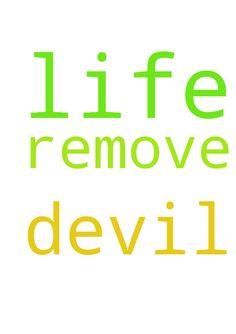 prayer to remove the devil out of my life. - prayer to remove the devil out of my life. Posted at: https://prayerrequest.com/t/LCa #pray #prayer #request #prayerrequest