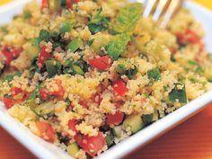 Tabbouleh-salaatti 1