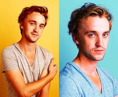 """Be a gentleman. My mum drilled that into me. Good, old-fashioned politeness, basically I've no time for people who behave politely to a Hollywood producer, then differently to the guy who brings them a mug of tea."" -Tom Felton"