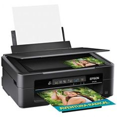Multifuncional Jato de Tinta Color Epson Expression XP-214, Copia e Digitaliza, Wi-Fi