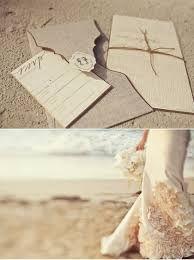 Resultado de imagen de invitaciones de boda con motivos playa