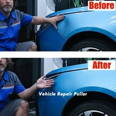 Load image into Gallery viewer, Car Sheet Metal Depression Repair Puller Unmarked Suction Cup Convex Pull Hammer Car Dent Removal Bar- Does Not Ruin Paint Car Cleaning Hacks, Car Hacks, Deep Cleaning, Garage Tools, Car Tools, Remove Dents From Car, Hammer Car, Car Care Tips, Car Gadgets