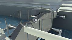 collapsible bridge folding concept amsterdam design video Jan Blaton