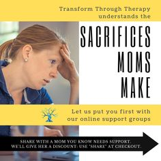 Do you know a Mom who is struggling? Share this post with them and we'll give her 10% one of our Online Support Groups. • • • #onlinetherapy #teletherapy #momlife #wehaveyourback #moms #motherhood #queenofquarentine #parenting #kids #diy #mom #parentingtips #children #covid #quarantine #coronavirus #pandemic #covermouth #handwashing #homeschool #onlinelearning #education #exhausted #transformthroughtherapy Emotionally Exhausted, Need A Break, Online Support, Understanding Yourself, Parenting Hacks, Did You Know, Homeschool, Knowledge, Therapy