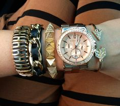Arm candy!!!