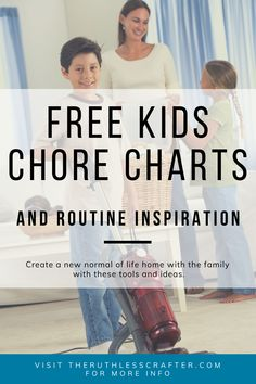 Free Kids Chore Charts Roundup: Home with the kids and not sure to do with the long days? I'm sharing a roundup of kids chore charts and routine ideas to help you adapt to being home. Chore List Printable, Chore Chart Kids, Chore Charts, Chore Jar, Chore Sticks, Age Appropriate Chores, Chores For Kids, Working On It, Write To Me