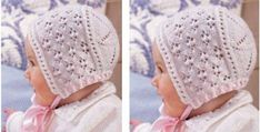 Baby Knitting Patterns Coat This baby hat made of Schachenmayr original Little Finn is cuddly soft for .The world's largest range of knitting yarn, patterns, needles, books and accessories from all of your favorite knitting brands and designers - Get Baby Hat Knitting Patterns Free, Baby Hats Knitting, Lace Knitting, Baby Patterns, Knitted Hats, Crochet Patterns, Baby Bonnet Pattern Free, Free Pattern, Knitting Supplies