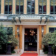 Restaurant Ledoyen   Paris, France