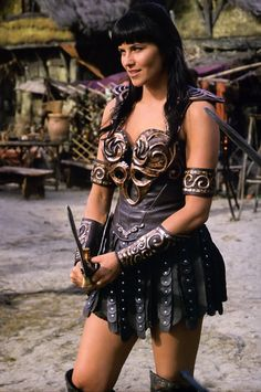 Xena's armor