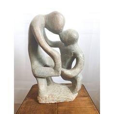 Superbe sculpture en pierre (très lourde !) provenant du Brésil 😍😍⠀ Hauteur : 42 cm.⠀ Largeur : 26 cm.⠀ Profondeur : 16 cm.⠀ Prix : 117€.⠀ Contactez-moi en message privé pour plus d'infos !⠀ .⠀ .⠀ .⠀ #nantescity#nantesmaville#nantespassion#igersnantes#igers44#nantesvintage#secondemain#brocanteenligne#brocantestyle#consommationresponsable#economiecirculaire#instabroc#vintagedesign#instavintage#chiner#trouvaille#decorationdinterieur#decorationinterieure#lesesthetes#reemploisel
