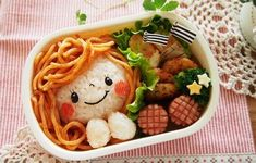comida bento japonesa - Buscar con Google