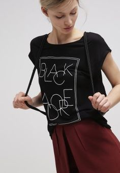 T-Shirt Print - Even&Odd / Zalando