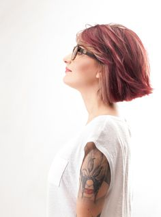 F R E E Y O U R M I N D Let your artistic soul take over. With Hair Flash Color express Yourself. Become what you want with 0 Risk Hair: Hair Flash Color Red Cooper #red #art #changeyourstyle