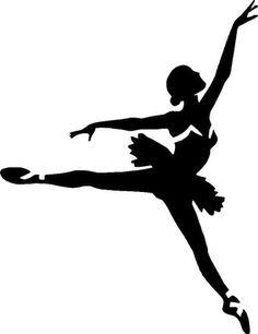 MY bagażniku Decoupage: Tancerze Ballerina Tattoo, Dancer Tattoo, Ballet Silhouette, Silhouette Art, Painting Templates, Stencil Painting, Cake Templates, Stencil Patterns, Stencil Designs