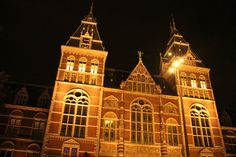 Amsterdam Rijksmuseum - by IljaEigenwijs