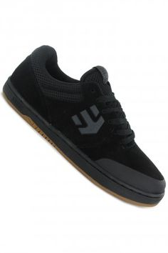 Etnies Marana Core Shoe (black black gum) | #skatedeluxe #sk8dlx #etnies