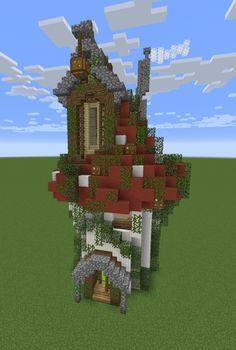 Minecraft Small House, Minecraft Cottage, Cute Minecraft Houses, Amazing Minecraft, Minecraft Blueprints, Minecraft Crafts, Minecraft Designs, Minecraft Ideas, Minecraft Interior Design