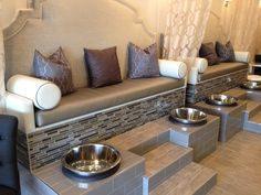 pedicure+benches | ZENii On Melrose - Pedicure benches - Los Angeles, CA, United States