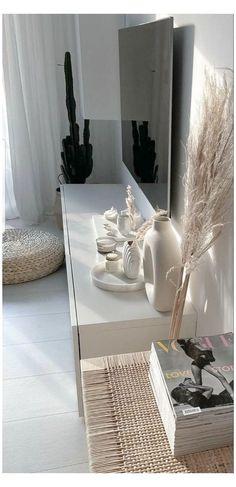 Room Ideas Bedroom, Bedroom Decor, Bedroom In Living Room, Simple Living Room Decor, Dining Room, Design Bedroom, Aesthetic Room Decor, Dream Rooms, Home Decor Inspiration