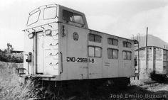 Vagão Caboose Mafersa | Estrada de Ferro Vitória a Minas