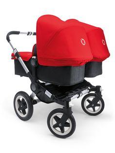 twin stroller – bugaboo donkey (United states) English