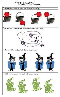 * Halloween: Zet een kring om...