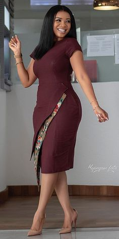 Serwaa amihere beautiful outfits office wear corporate dresses african fashion ankara styles African women dresses Source by dress beautiful African Fashion Ankara, Latest African Fashion Dresses, African Print Fashion, Women's Fashion Dresses, Women's Dresses, Dress Outfits, 30 Outfits, Elegant Dresses, Modern African Fashion