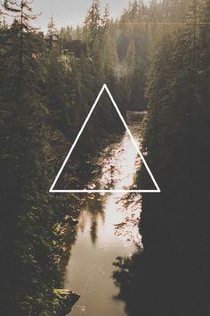 Resultado de imagen para triangle hipster