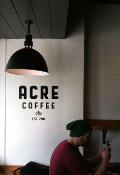 Acre Coffee. Petaluma, CA. Zippertravel.com Digital Edition