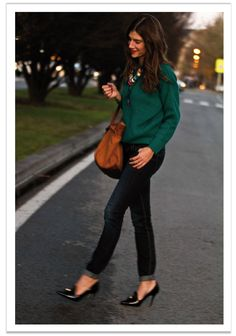 Jersey/ Sweater: Romwe  Pantalón/Jeans: Benetton  Zapatos/ Shoes: Patoh  Collection  Bolso/ Bag: IKKS