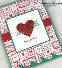 Sealed with Love Notes | stamps-n-lingers