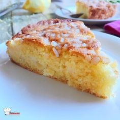 Gâteau Madeleine aux Pommes Recette Companion – Mimi Cuisine We believe tattooing can be a method that's been used since … Cornbread, French Toast, Gluten, Pie, Snacks, Breakfast, Ethnic Recipes, Food, Grands Parents