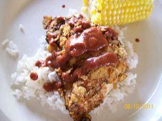 Fiesta Ole' Chicken bake