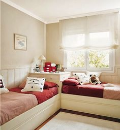 HomePersonalShopper. Blog decoración e ideas fáciles para tu casa. Inspiraciones y asesoría online. : Compartiendo habitación
