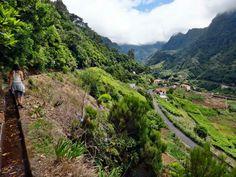 Levadas,  Madeira, Portugal