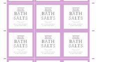 Lavender Bath Salt Labels.pdf