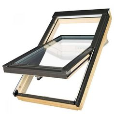'Fakro High Energy Efficient Centre Pivot Window (Sound Reducing Triple Glazed)'