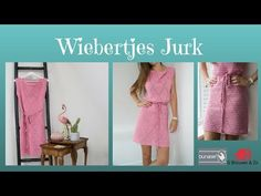 Shirtje blouse haken (nederlands) - YouTube