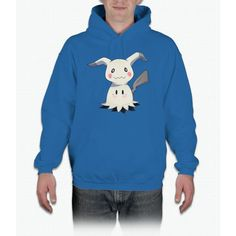 Mimikkyu Pikachu Hoodie