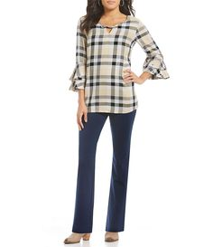 9302ff8b9b3 29 Best Clothes images | Dillards, Petite, Bell sleeves