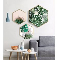 Beautify up your homes or shops with these excellent quality Hexagonal Canvas Painting. Sure to bring out a modern ambiance to its surroundings, and keeping a twist with its hexagonal frames with can create a eye-pleasing geometric pattern when a few are hung together. There is also a minimalist style to the paintings which also compliments the modern and clean look. Up to a total of 12 Designs, differentiated into set A and set B. Also comes in 2 sizes, regular and large.SizeRegular: 30cm x…