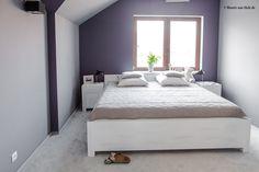 Massivholzbett weiß  Bett in Alt weiß, shabby chic gewischt - massiv Holz - modern ...