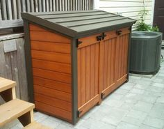 Triple Hutch by The URBAN Shed Co | The Urban Shed Company