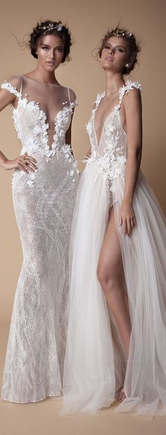 Oh so romantic wedding dresses - MUSE by Berta