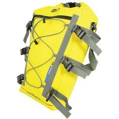 OverBoard Waterproof Kayak Deck Bag to protect my camera gear