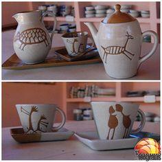 Cerâmica artesanal da Serra da Capivara - Piauí - Brazil  Resultados da pesquisa de http://180grauz.com/imagens/portal/05-600x600w.jpg no Google